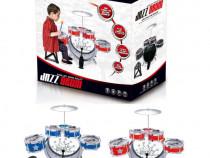 Set 5 Tobe Copii cu scaunel Jazz Drum