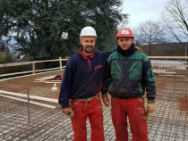 Fierari betonisti si muncitori firma de constructii