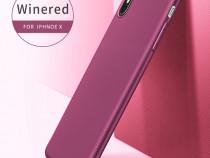 Iphone x xs 10 xr xs max - husa x level ultra slim silicon
