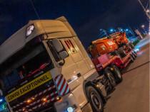 Transport trailer / Transport utilaje / Inchiriere trailer