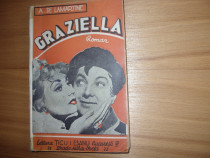 Graziella - A. de Lamartine ( editie veche, foarte rara ) *