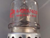 Tub amplificator tetrode
