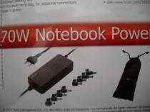 TRUST, alimentator (adaptor de retea) notebook-uri 70W, nou,