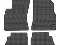 Set Covorase Auto Cauciuc Negro Opel Combo D 5 Locuri 2011→