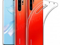 Huawei P30 P30 Lite P30 Pro Husa Ultra Slim Din Silicon Tran