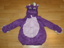 Costum carnaval serbare animal dragon 2-3 ani