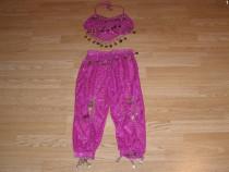 Costum carnaval serbare rochie dans 6-7 ani