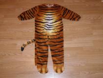 Costum carnaval serbare animal tigru 2-3 ani