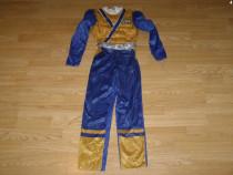 Costum carnaval serbare power rangers ninja 7-8 ani