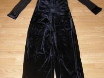 Costum carnaval serbare pantera neagra pentru adulti M