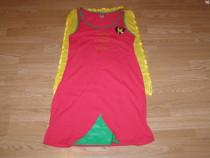 Costum carnaval serbare robin pentru adulti marime L