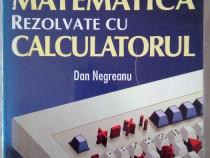 Probleme de matematica rezolvate cu calculatorul