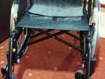 Carut XXL 50 scaun rulant handicap dizabilitati batrani