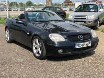 Mercedes SLK 200, 2000, 2.0 benzina+GPL