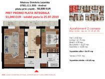 Metrou Dimitrie Leonida – apartament 2 camere 66mp