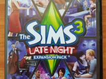 The Sims 3 Late Night Expansion Pack Windows PC nou