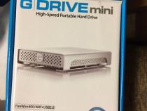 HDD G-Tech G-Drive Mini 250 GB - NOU