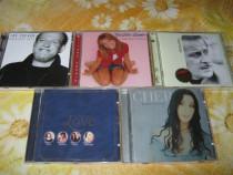 CD MUZICA colectie,absolut noi,originale,carticica,versuri,