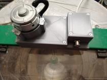 KIT electric semiautomat pentru centrifuge apicole.