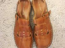 Sandale piele, marimea 38