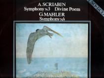 Mahler - 2 LPs vinil
