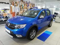 Dacia Sandero Stepway Prestige 0.9 tCE 90CP, rate fara avans