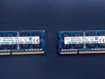 Memorie RAM Laptop Hynix 2 x 4GB DDR3L SDRAM PC3L