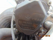 Clapeta Acceleratie Audi A3 motor 2.0 euro 5 Passat B7 Toura