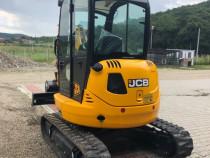 Miniexcavator Jcb 8030zts nou cu factura externa