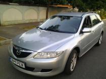Mazda 6 fab 2004 impecabila taxe noi fiscal pe loc