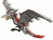 Dinozaur urias tip Lego de 30 cm: Grey Pteranodon