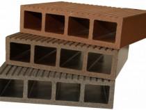 Șipci pentru Garduri WPC, Șipcă Lemn Compozit, Livrare
