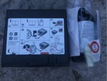 Compresor auto cu spuma original nou audi Skoda vw
