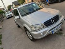 Mercedes ml w163 2.7cdi 4x4
