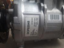 Compresor clima original Denso ptr.Audi A4 B6 si B7