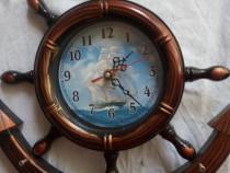 Ceas de perete,model navy