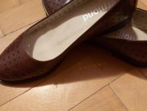 Pantofi damă, din piele