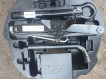 Cric+ cheie roti;nou;original Renault;import Germania