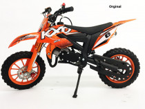 Moto cross 50cc midi dirt bike 706a poket j10 livrare gratis