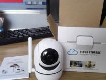 Camera supraveghere 360 control mobil