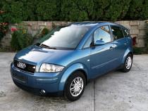 Audi A2~1.4 Benzina~Euro4~Import Germania!