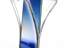 Husa Telefon Silicon Huawei Y7 2019 Clear Ultra Thin Fata+Sp