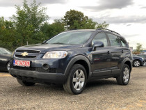 Chevrolet captiva 2007, 2.0 diesel /rate