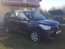 Dacia Lodgy 1.2 i 7 locuri