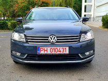 Volkswagen Passat B7 Euro 5
