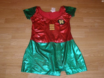Costum carnaval serbare robin pentru adulti marime M