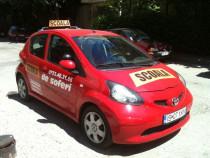 Cursuri cu Atestat uber sau taxi