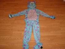 Costum carnaval serbare animal monster inc dinozaur 4-5 ani