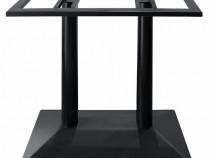 Picior,baza metalica pentru masa cu blat dreptunghiular