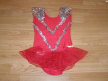 Costum carnaval serbare rochie dans balet 6-7 ani